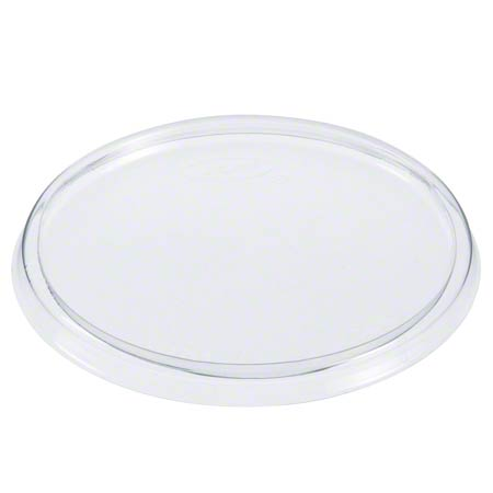 Clear Non-Vented  Container Lid