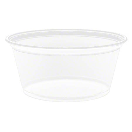 3.25oz Clear Portion Cup  2500/CS