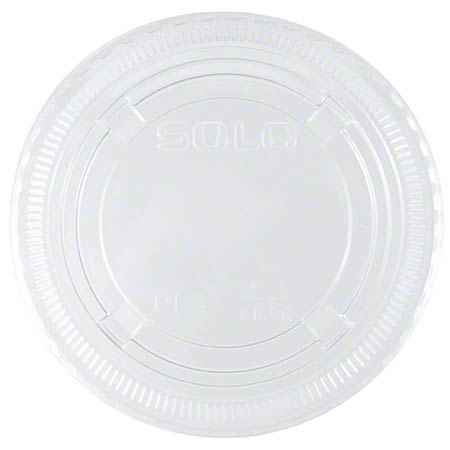 3.25-9oz Clear Portion Cup Lid