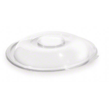 160oz Clear PET Dome Lid  25/CS