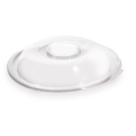 320oz Clear PET Dome Lid  25/CS