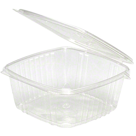 64oz Clear Hinged Container  200/CS