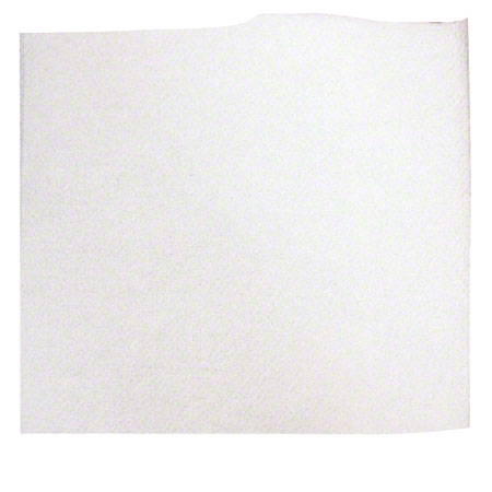 "9X9"" White 1ply Beverage Napkin"