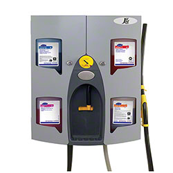 Diversey J-Fill® QuattroSelect® Safe Gap Dispenser