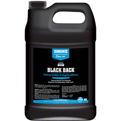 Simoniz® Black Back Exterior Rubber & Vinyl Conditioner