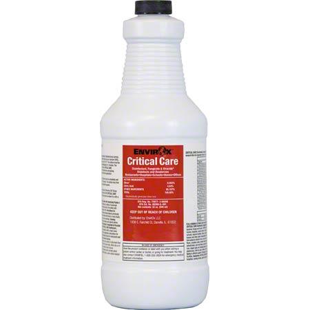 EnvirOx® Critical Care™ Disinfectant - Qt.