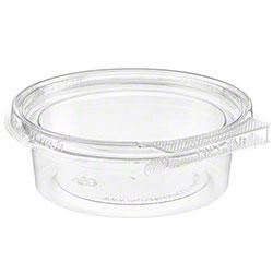 Inline Plastics Safe-T-Fresh® RoundWare® Container - 8 oz.