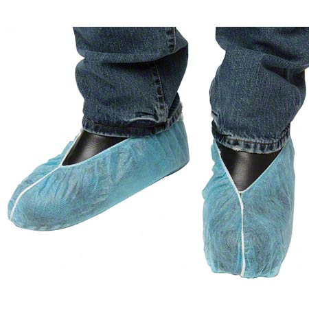 Ammex Blue Shoe Cover - Universal