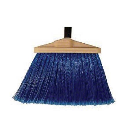 Better Brush Warehouse Vertical Sweep - Head Only, Blue