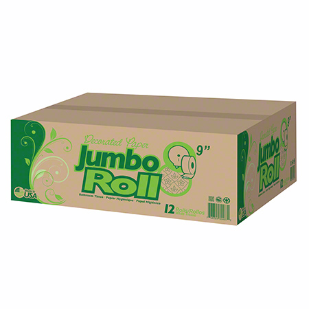 South Florida 2 Ply Jumbo Roll Tissue - 1000'