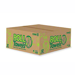 South Florida 1 Ply Hard Wound Roll Towel - Brown