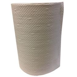 """EXC Enmotion White Towel - 10"""" x 800'"""