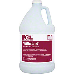 NCL® Withstand™ Maximum Wear Sealer/Finish - Gal.