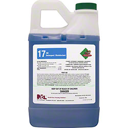 NCL® Twin Power™ #17 HD Detergent/Disinfectant - 64 oz.