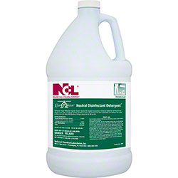 NCL® Earth Sense® Neutral Disinfectant Detergent - Gal.