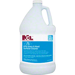 NCL® Earth Sense® RTU Glass & Hard Surface Cleaner - Gal
