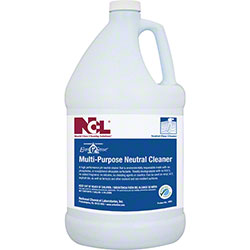 NCL® Earth Sense® Multi-Purpose Neutral Cleaner - Gal.