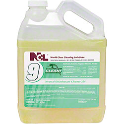 NCL® Ready Set CLEAN!® #9 Neutral Disinfect Cleaner 256