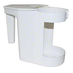 Tolco® Bowl Mop Caddy - White