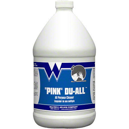 "Wenco ""Pink"" Du-All All Surface Cleaner - Gal."