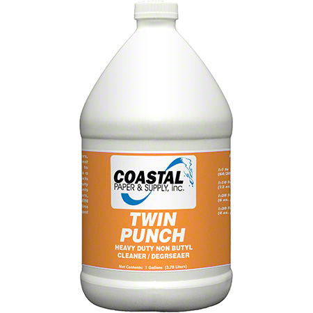 CPS Twin Punch HD Non Butyl Cleaner/Degreaser - Gal.