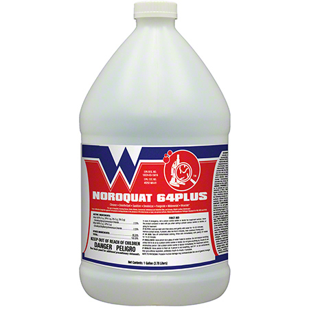 Wenco Noroquat 64Plus™ Cleaner Disinfectant - Gal.