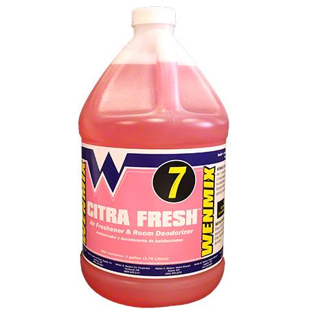 Wenco Wenmix #7 Citra Fresh Air Freshener & Deodorizer- Gal.