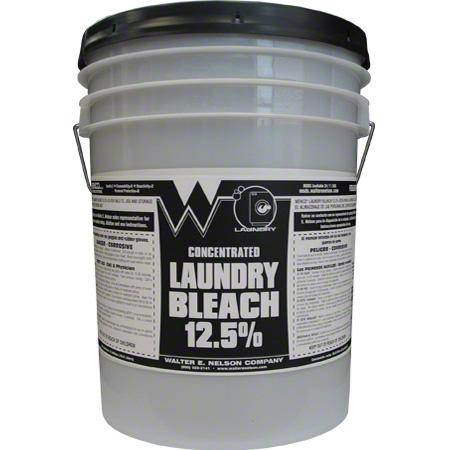 Wenco Concentrated Laundry Bleach 12.5% - 5 Gal. Pail