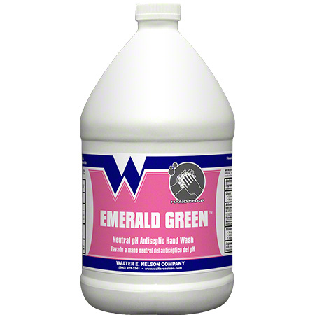 Wenco Emerald Green Anti-Bacterial Hand Soap - Gal.