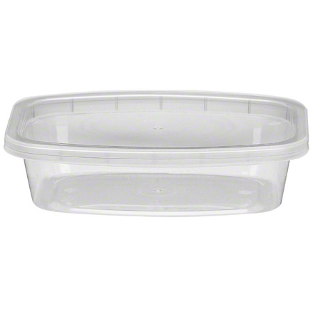 DeliCuBE™ Rectangular Food Container