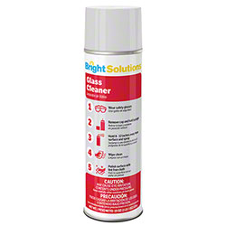 Bright Solutions® Glass Cleaner - 19 oz.