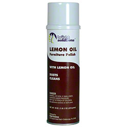 Bright Solutions® Lemon Oil Furniture Polish - 18 oz