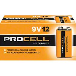 Duracell® Procell® Size 9 Volt Alkaline Battery