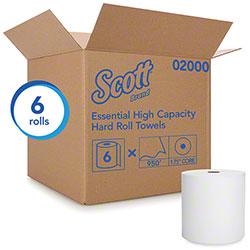 Scott® Essential High Capacity Hard Roll Towel