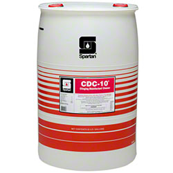 Spartan CDC-10® Clinging Disinfectant Cleaner - 55 Gal.