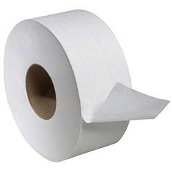 Bright Solutions® Classic TP JRT JR 2 Ply White - 1000'