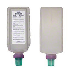 Hand Sanitizer Refills For ER10DISP - 1000 mL Refill Cartridge