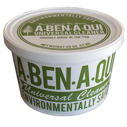 A-BEN-A-QUI Universal Cleaner - 20 oz. Tub
