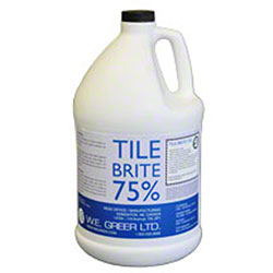 Tile Brite 75% Tile and Grout Cleaner - 4 L
