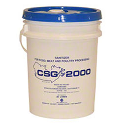 CSG 2000 Sanitizer - 20 L