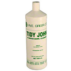 "Tidy John ""A Safer"" Bowl Cleaner"