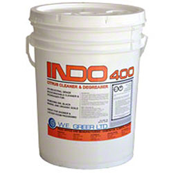INDO 400 Concentrate Citrus Cleaner/Degreaser - 20 L