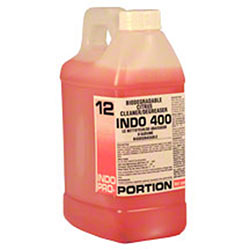 INDO 400 Concentrate Citrus Cleaner/Degreaser for C3 - 1.9 L