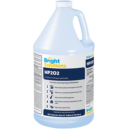Bright Solutions® HP202 Germicidal Cleaner & Deodorant-Gal