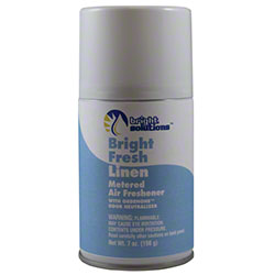 Bright Solutions® Bright Fresh Linen Air Freshener - 7 oz