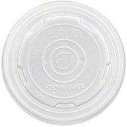 Eco-Products® EcoLid® For 8 oz. Paper Food Container