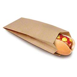 Bagcraft™ EcoCraft® Dubl Shield® Hot Dog Bag