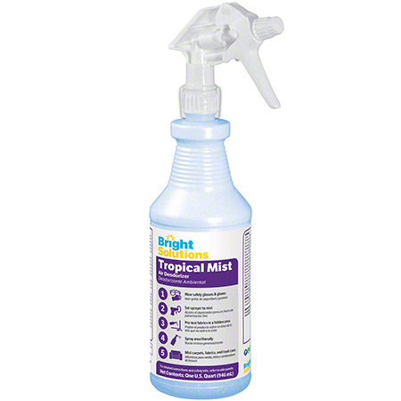 Bright Solutions® Tropical Mist Odor Neutralizer - Qt.