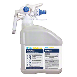Bright Solutions® HP202 Cleaner/Disinfectant EDS - 3 L