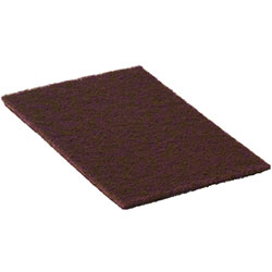 Bright Solutions® General Purpose Eco Maroon Hand Pad